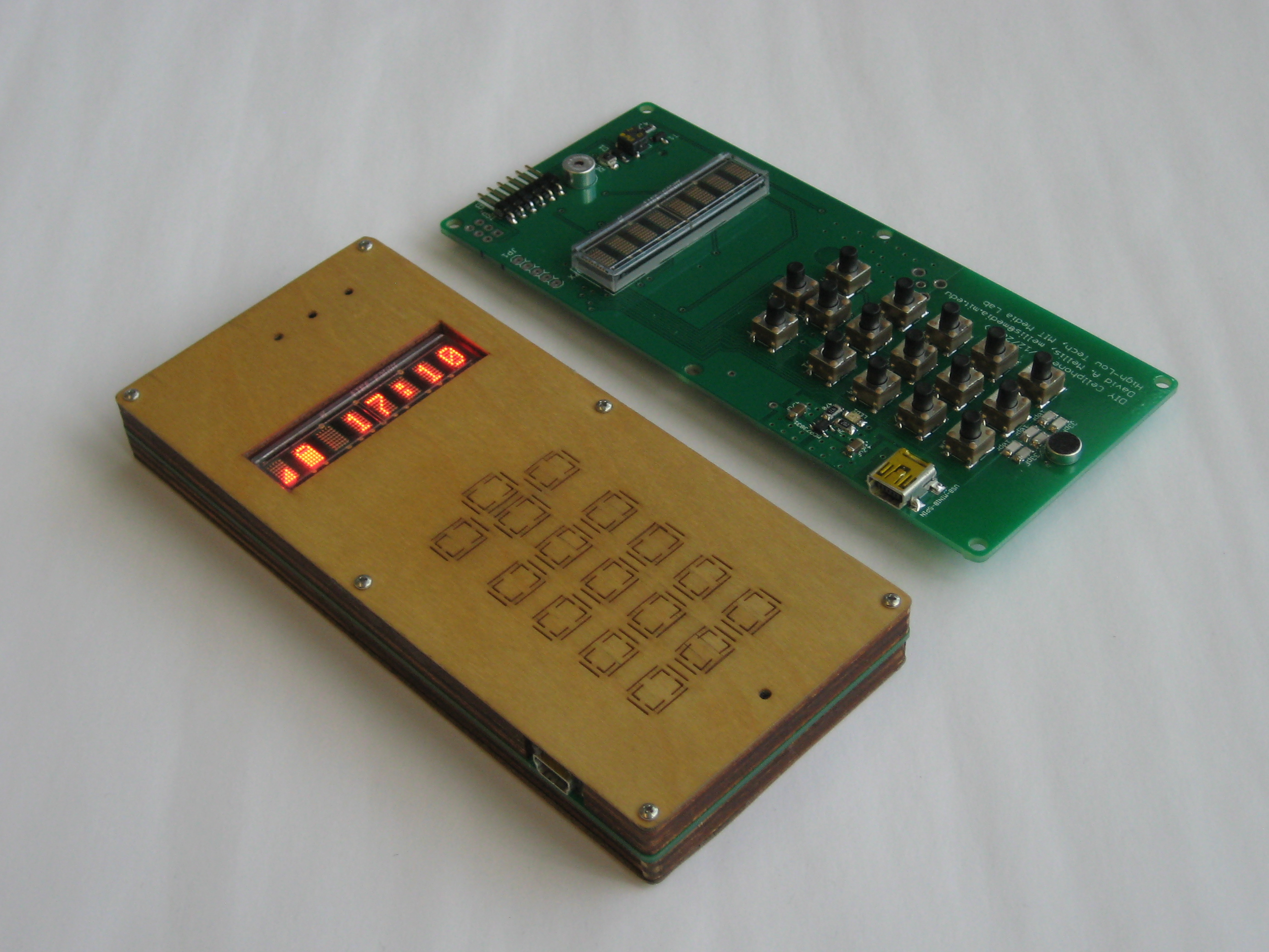 Picture of Make Your Own Cellphone From Scratch.