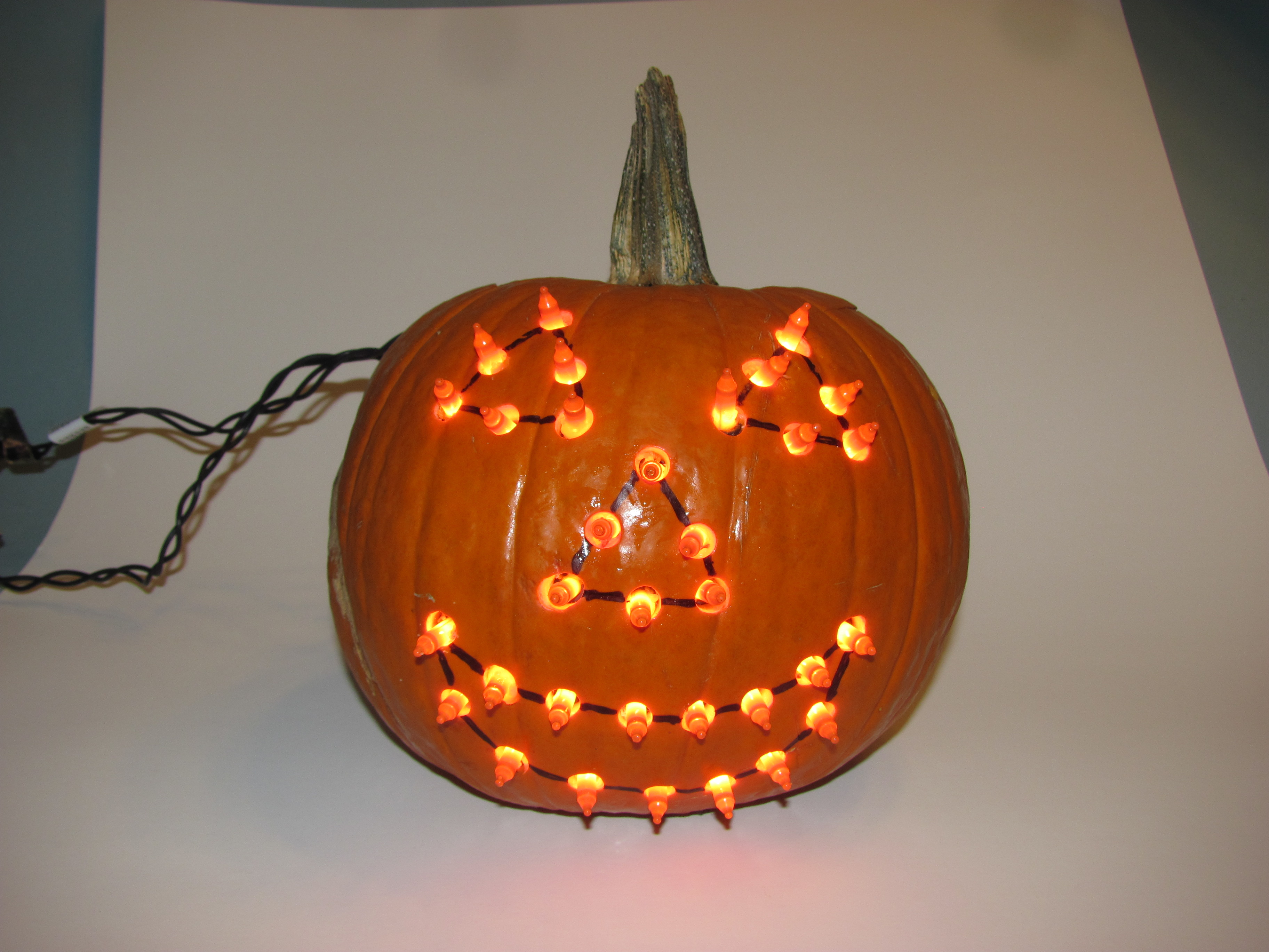 Picture of Jack-o'-Lantern of Lights