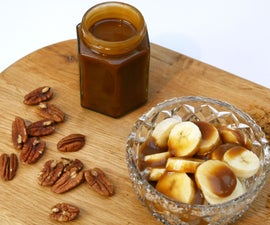 EASY HOMEMADE TOFFEE SAUCE
