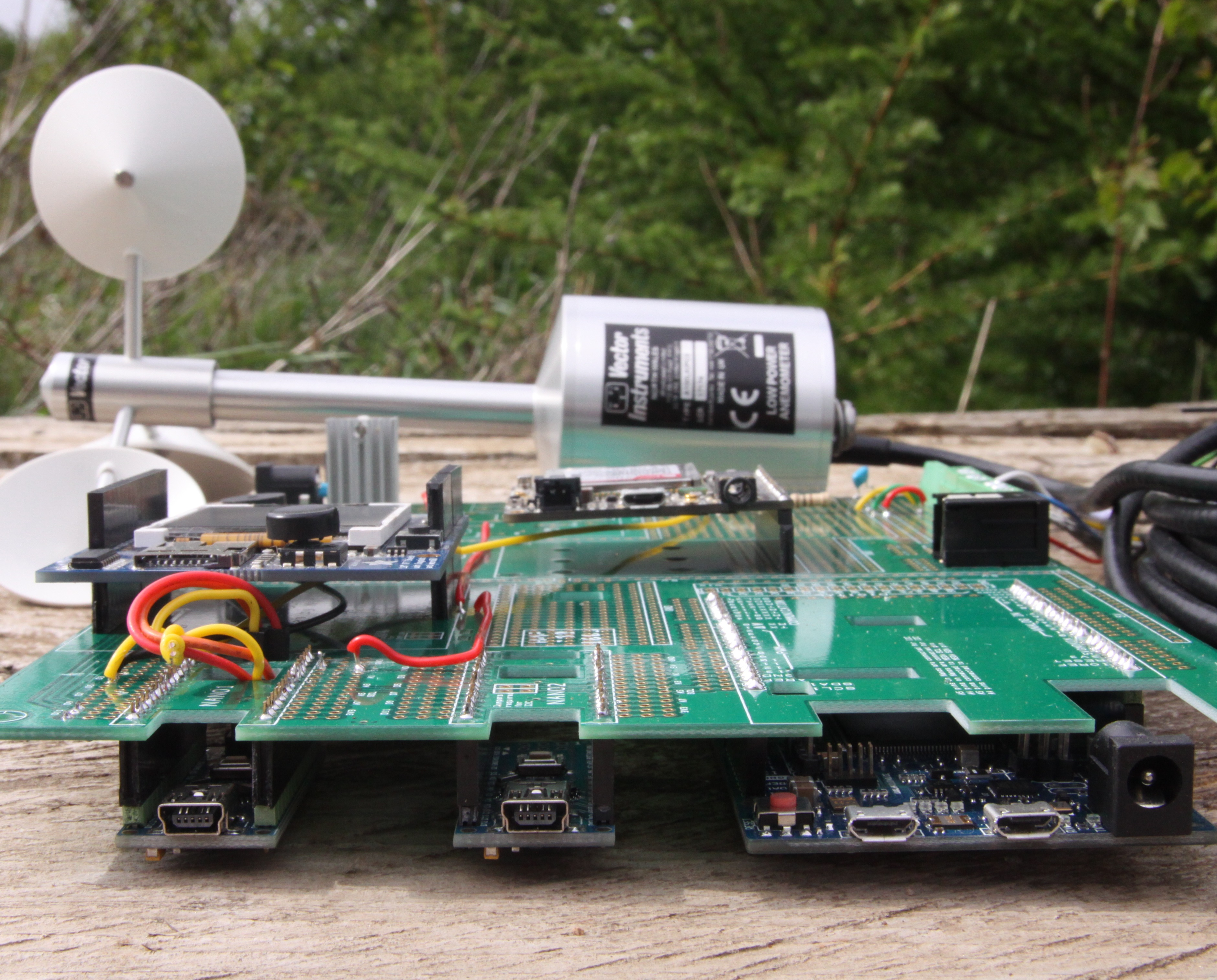 Arduino GPRS IOT Weather Station | Hackaday io