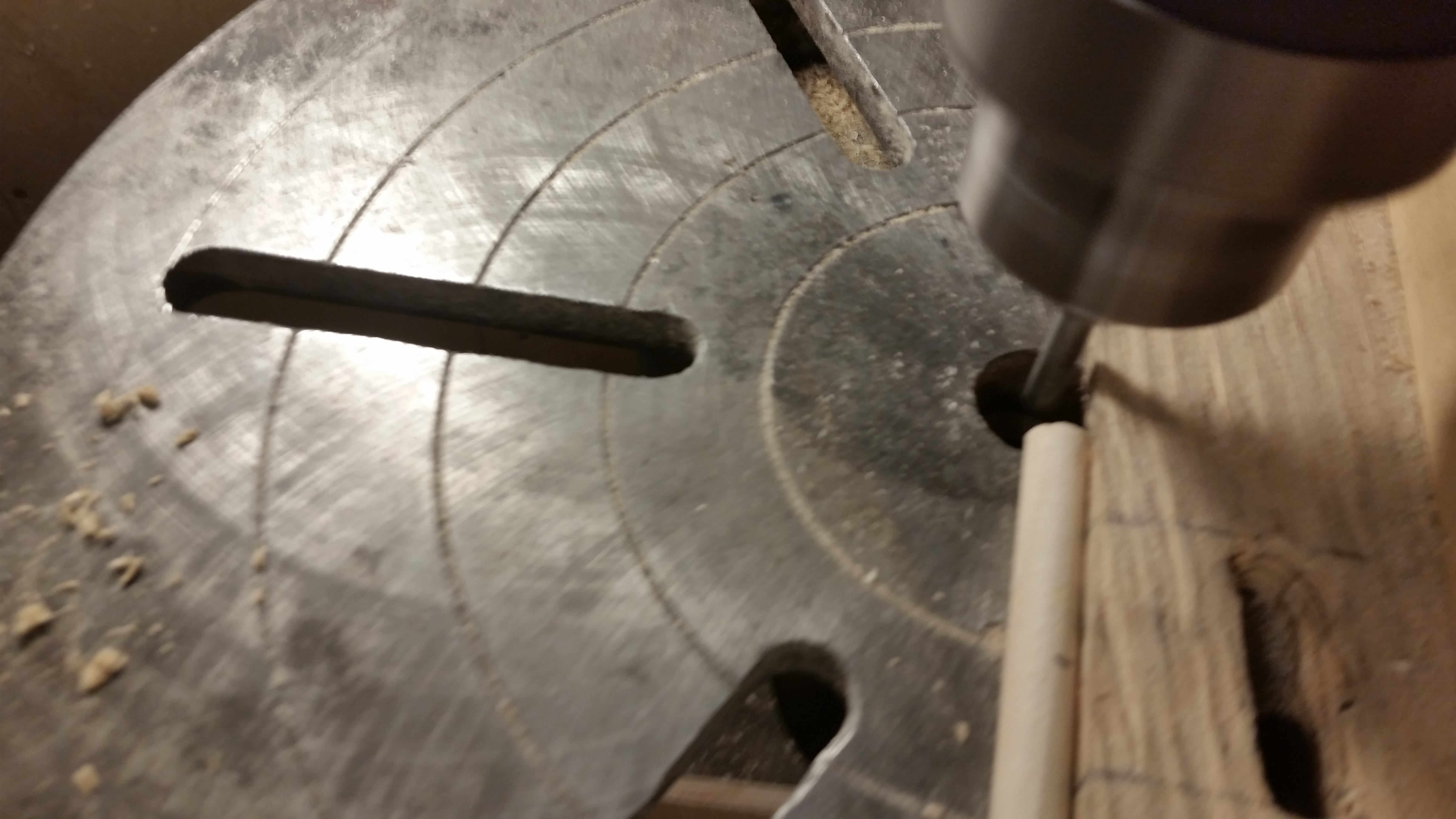 Picture of  Cut Parts, Drill Lock Holes and Make Locks