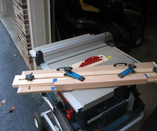How to Make a Taper Jig on the Cheap