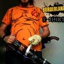 Borderlands style T-shirt