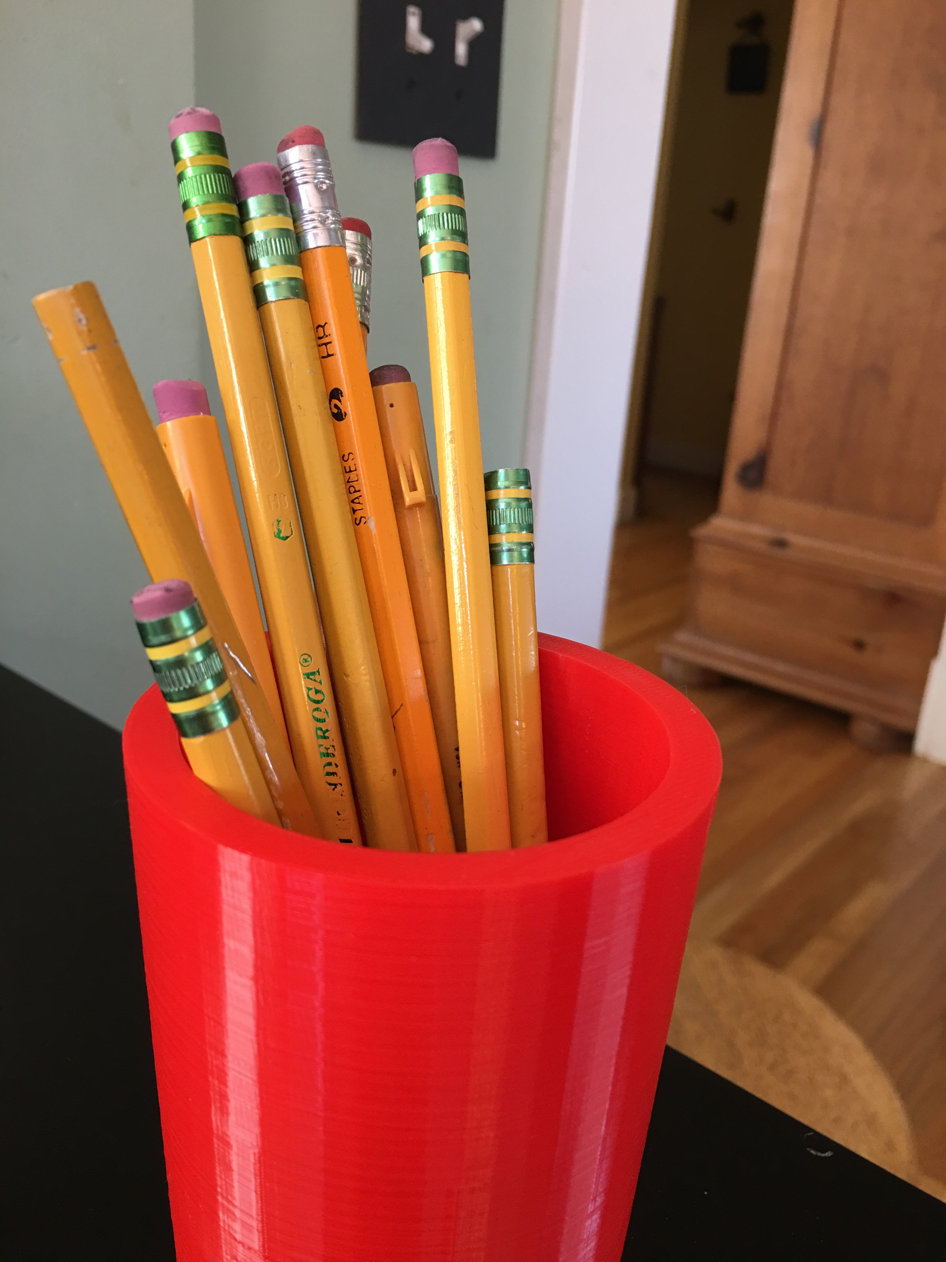 Picture of Pencil Holder/Hidden Compartment