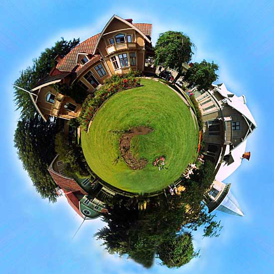 Picture of Little Planet Photography