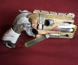 Steampunk Nerf Hammershot