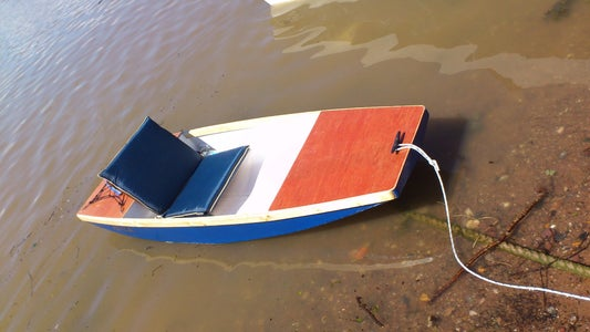 Make Your Own Quick and Easy Zip Tie & Ply Mini Boat - Maximum Fun for the Least Money!