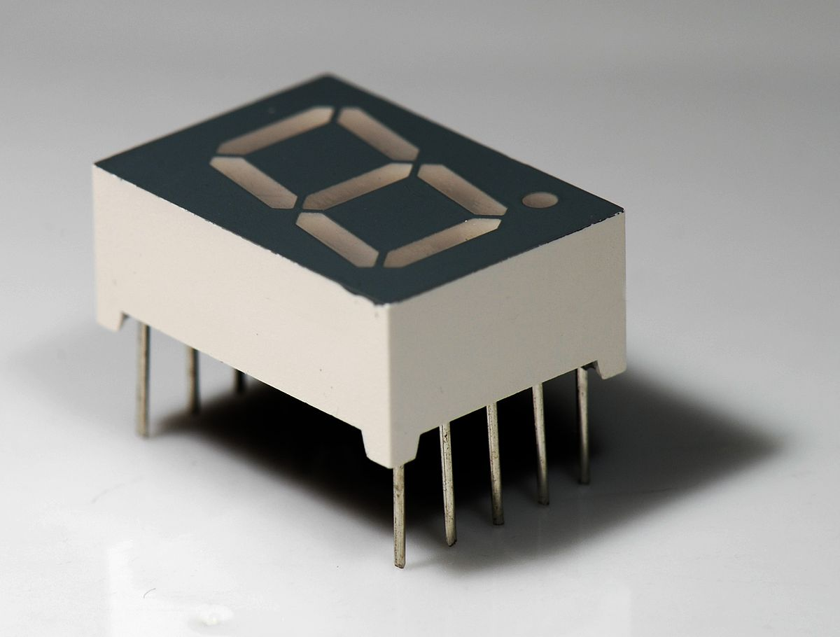 Picture of 7-Segment Interfacing With 8051 (AT89s52,LM35,ADC0804)