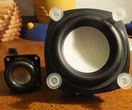Building a Portable (Relatively) Self Contained Speaker System
