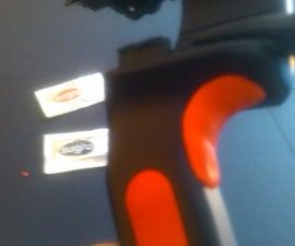Sugru - Compound Bow Comfort Grip