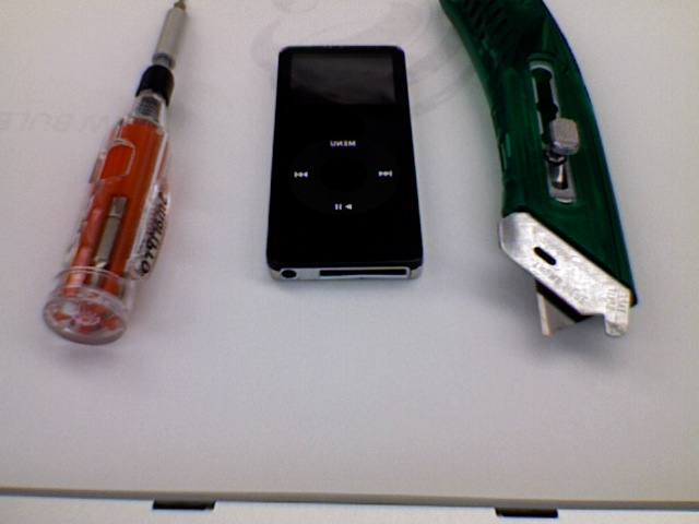 Picture of Taking Apart the IPod