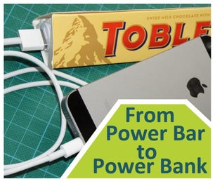From Power Bar to Power Bank