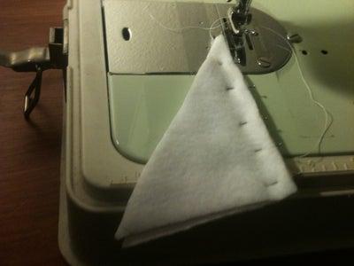 Stitching - the Beak