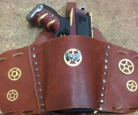 My First Steampunk Project
