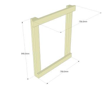 Back Frame Assembling