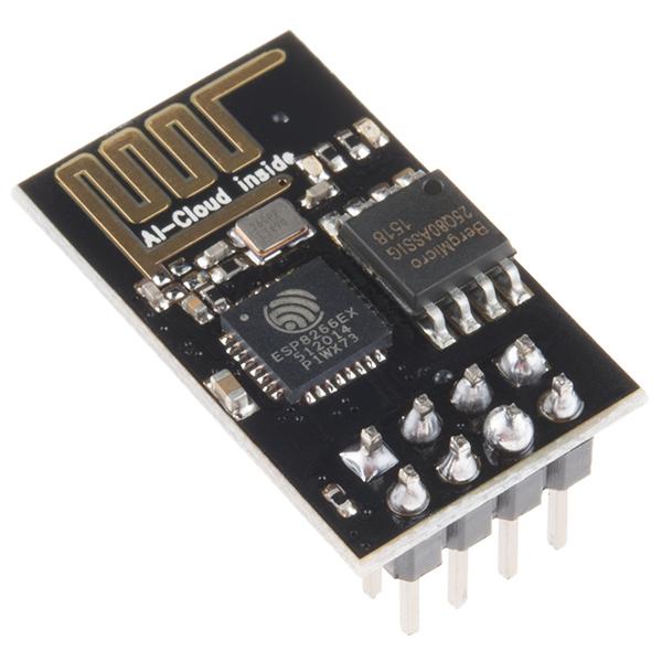 Picture of Arduino UNO + ESP8266 WiFi Module