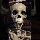 Intelligent Talking Skull -- Vinnie