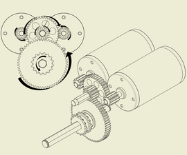 Understanding Motor and Gearbox Design