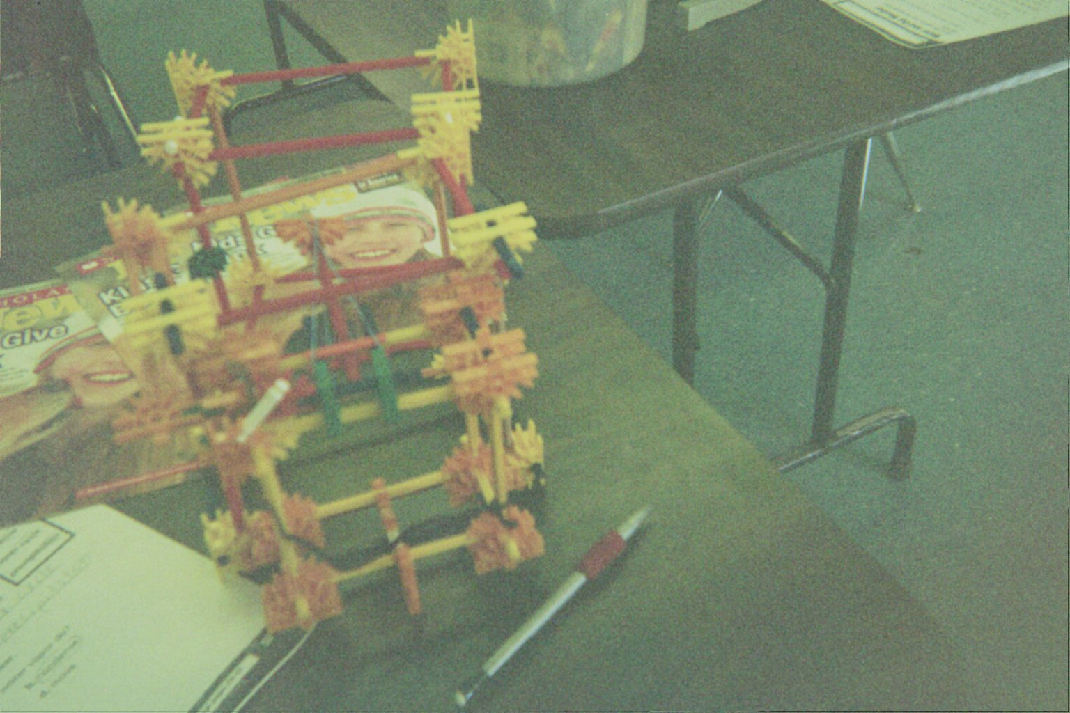 Picture of knex armor