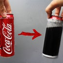Experiment With Soda Can