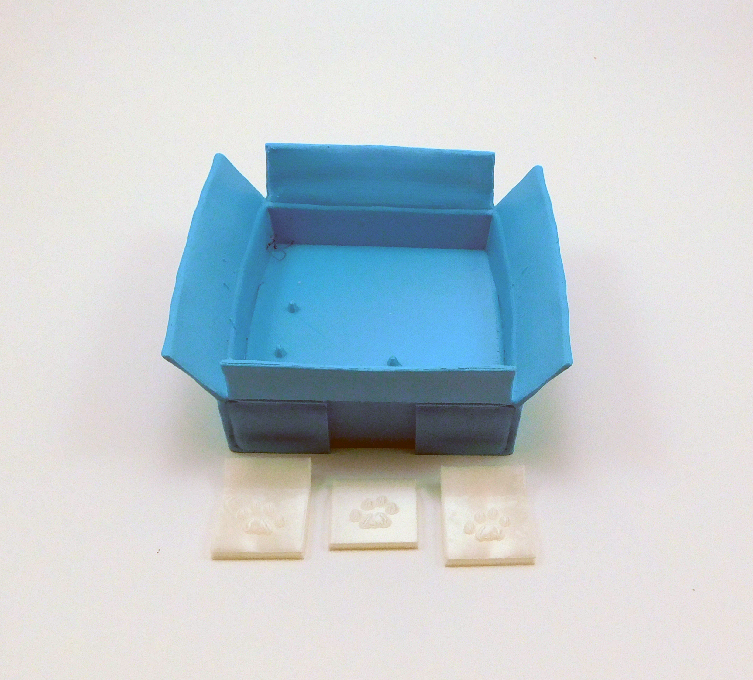 Picture of Model Assembly: Box
