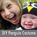 DIY Penguin Costume