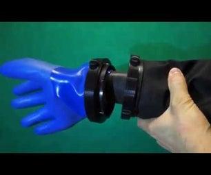 Scuba Dry Gloves Upgrade