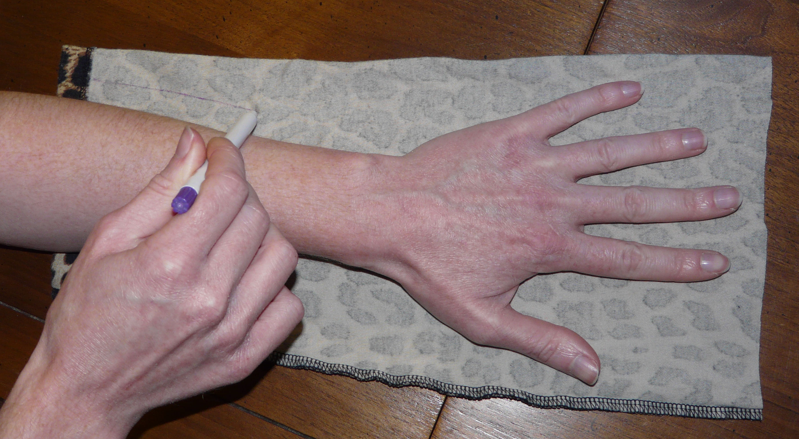 Picture of Trace Your Hand