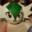 Gardevoir pokemon mask and armor