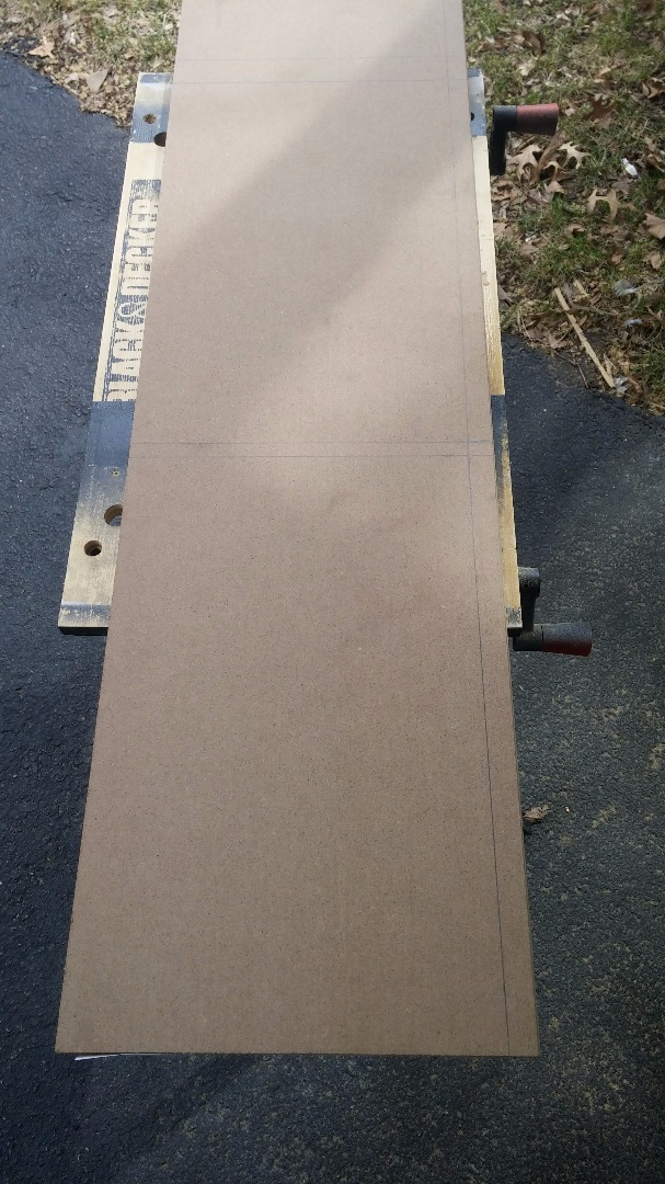 Picture of Buying the MDF - Cutting Layout