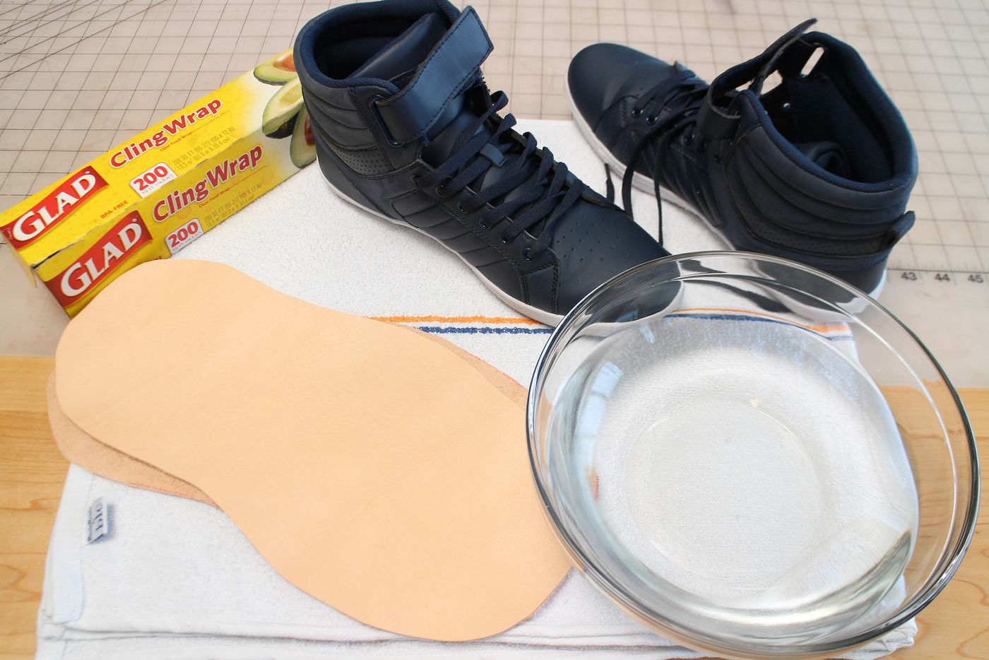 Picture of Mold Leather