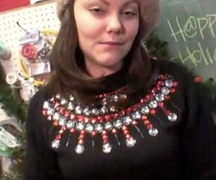 How to Make a Gem Sweater