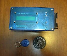 RFIDuino - Using an Arduino & RFID Reader to make a puzzle GeoCache