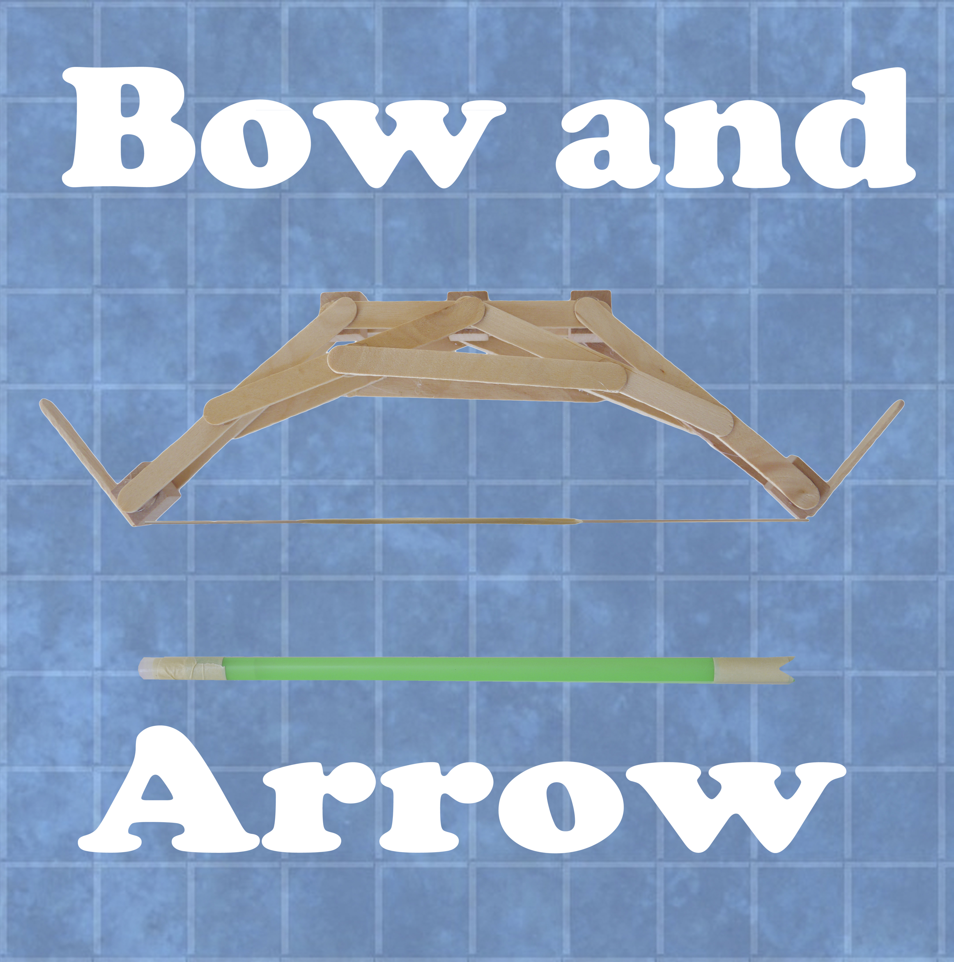 Picture of Bow and Arrow