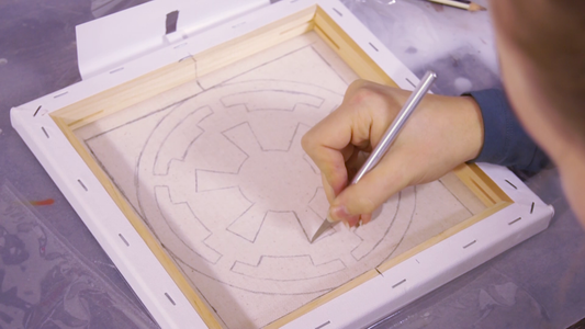 Drawing on and Cutting Out the Pattern