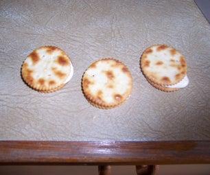 Saos and Cream Cheese {yum}