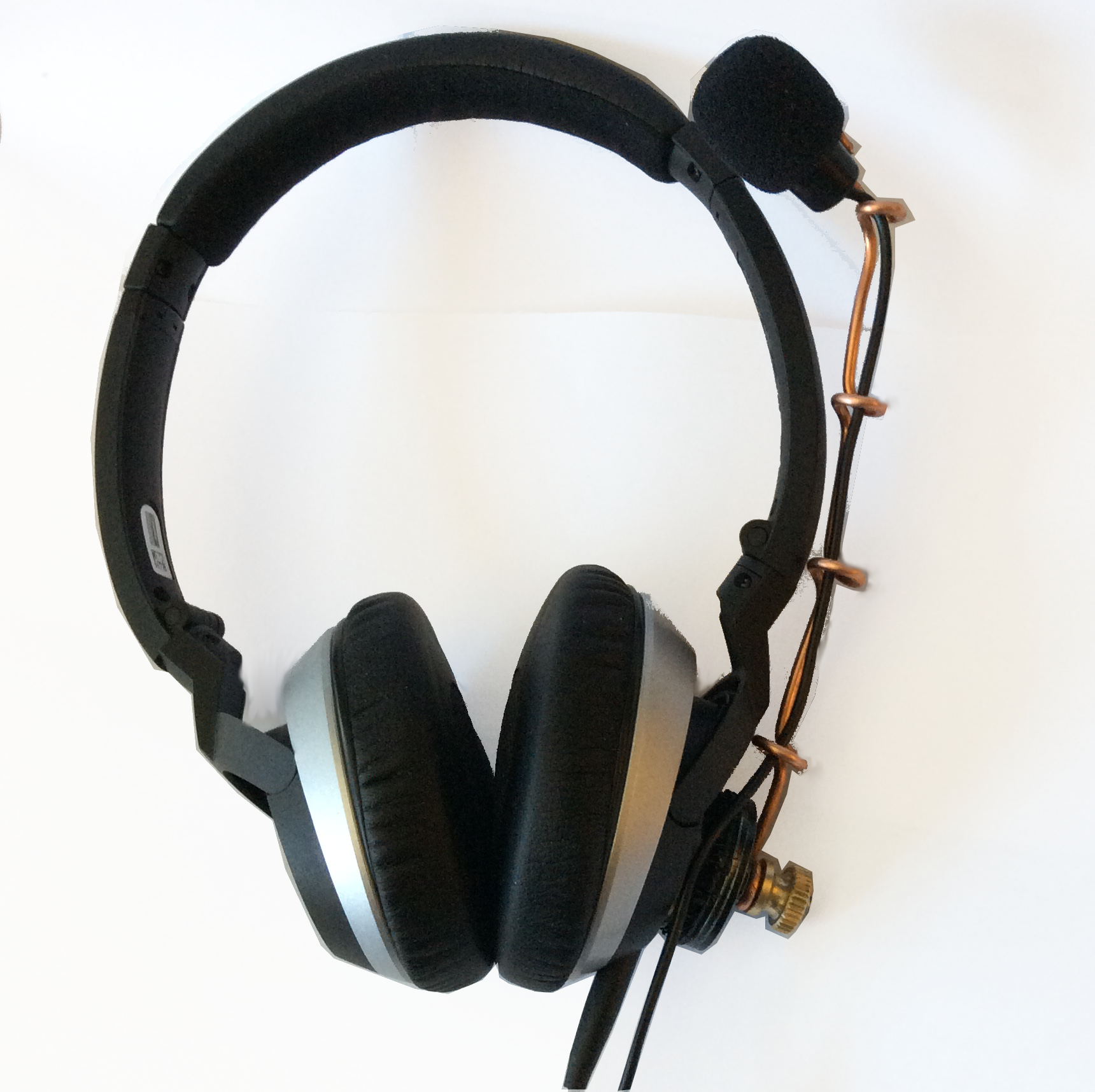 Picture of Universal Chat Mic -- DIY Gaming/Comm Headset