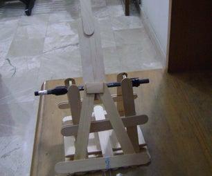 How to Make a Trebuchet