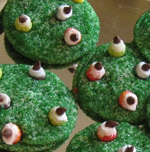 Eye of Newt Cookies