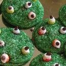 Eye of Newt Cookies