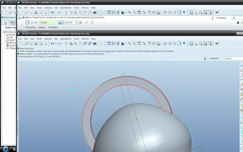 Making a Kettle Using CAD