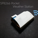 Pocket ESP8266 Weather Station [No ThingsSpeak] [Battery Powered]