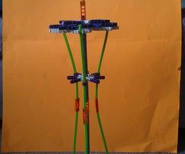 K'NEX-NOT Lego- Seattle Space Needle