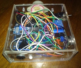 Arduino LPG and Flame detector