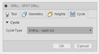 Picture of Spot Drill
