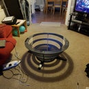 Art Deco Ring Coffee Table