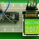Wishing Happy New Year in Different Way (Using Arduino & TFT ILI9163C )