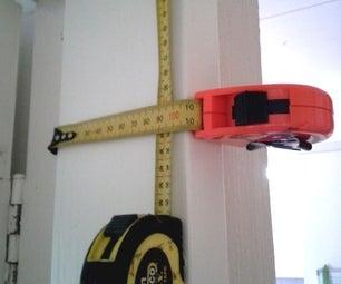 Handsfree Magnetic-Base Tape-Measure
