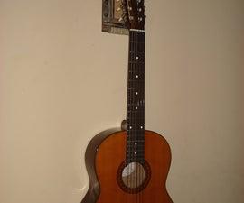 Beatiful Wall Guitar Hanger