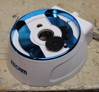 Dismantle the Webcam
